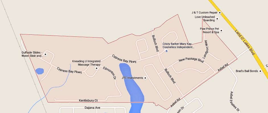 Asbel Creek