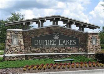 Dupree Lakes