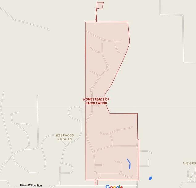 Homesteads of Saddlewood