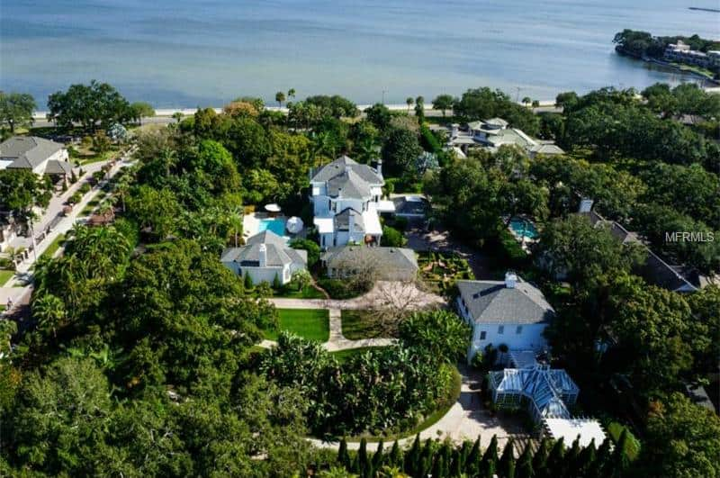 tampa waterfront homes tampa homes for sale