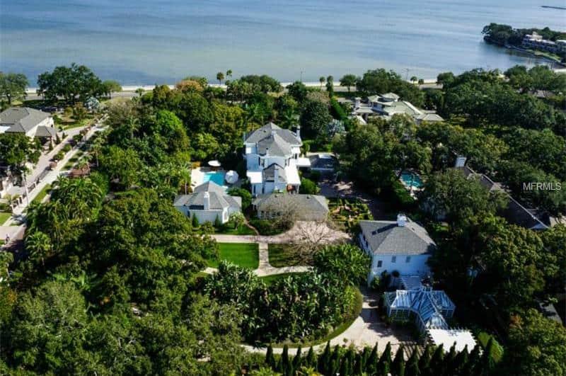 Tampa Waterfront Homes Tampabay Real Estate