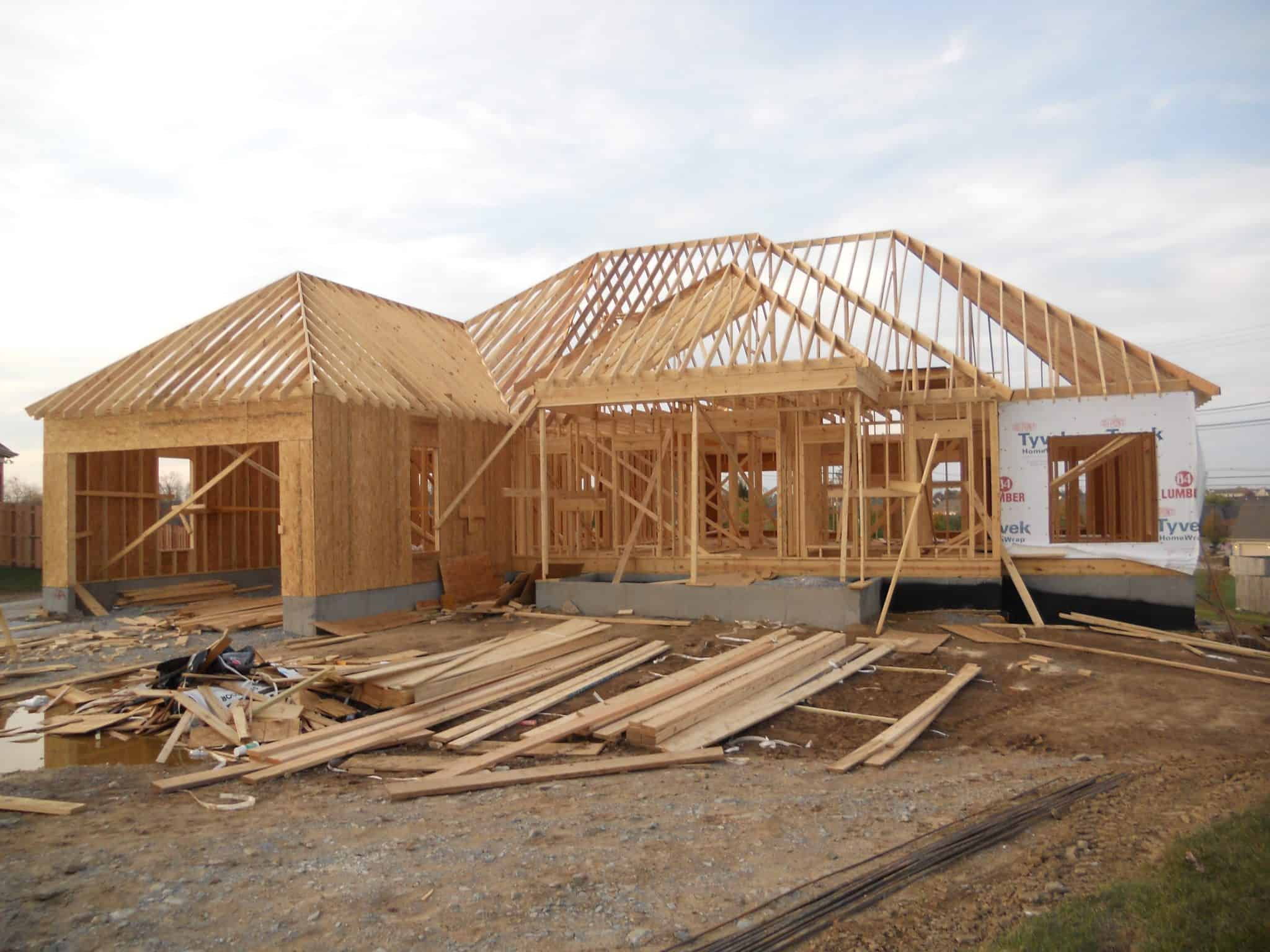 New construction a buyers guide to assist you for Home building guide