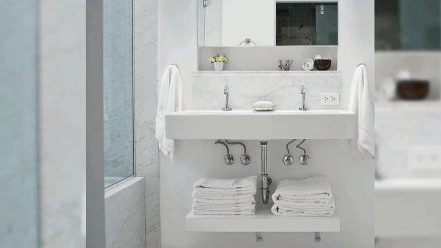 Make Small Bathroom Seem Larger Archives