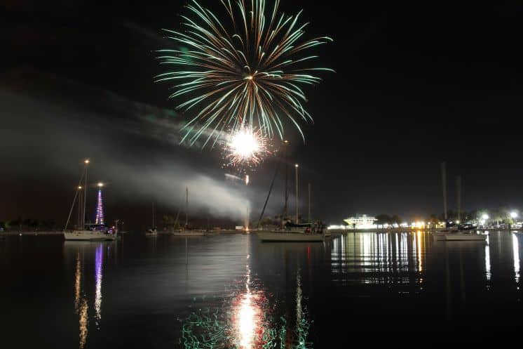 Best places to view bay area New Year's Eve fireworks festivities