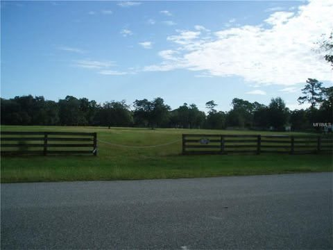 Vacant Land Pasco County