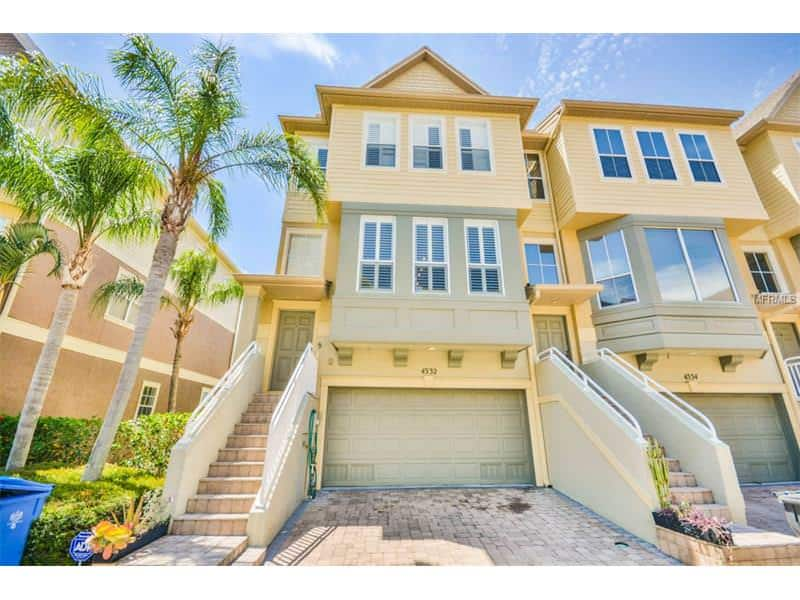 Feature Home 4332 Spinnaker Cove Ln Tampa Fl 33615