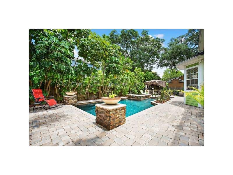 pool 4103 w san luis st tampa fl 33629 tampa homes for sale