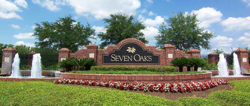 Seven Oaks Map Search