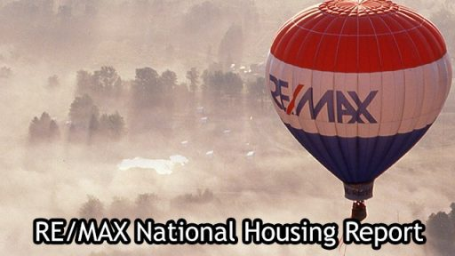 REMAX National Housing Report
