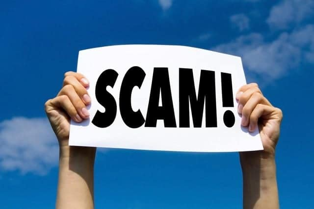 10 wide-spread real estate scams