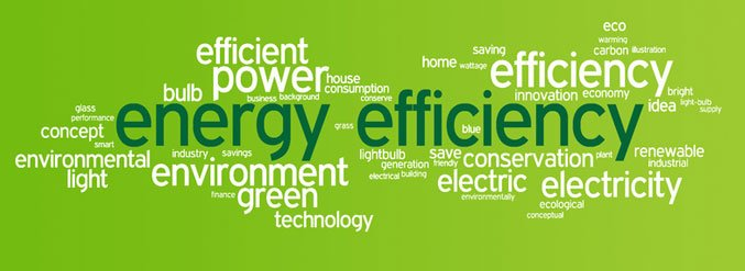 Steps to making your home energy efficient