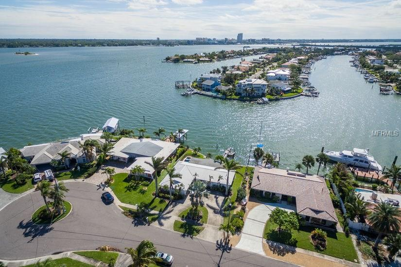 waterfront homes pasco county