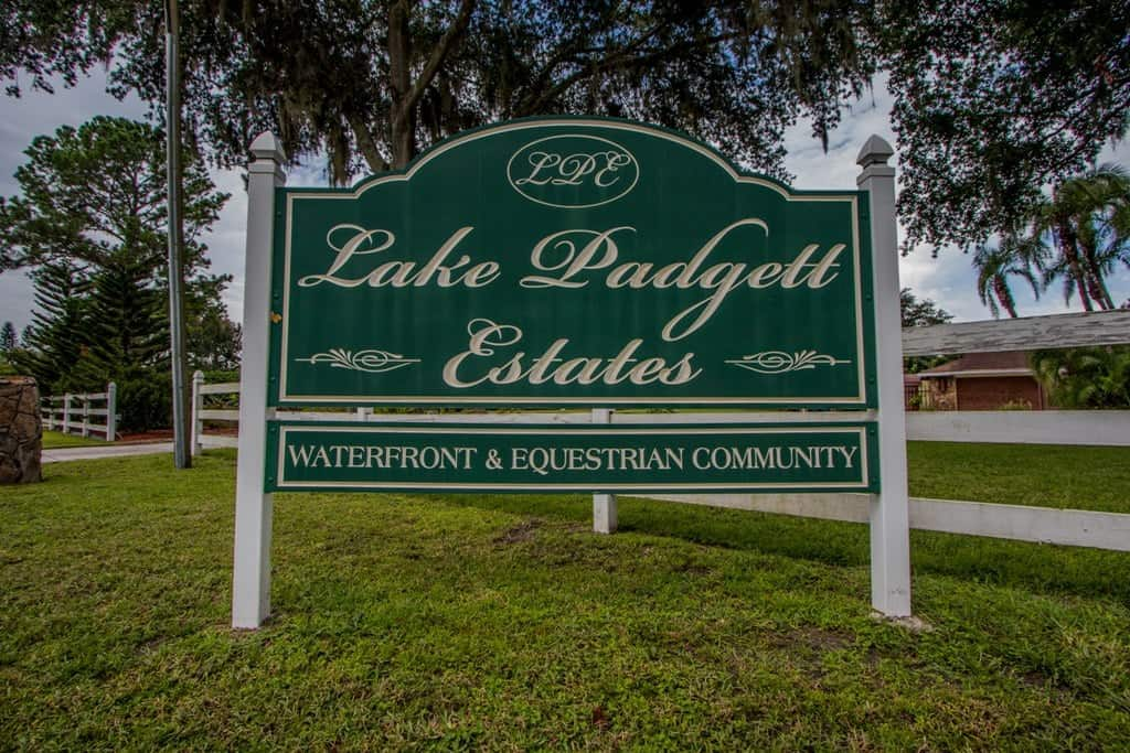 Lake Padgett Estates