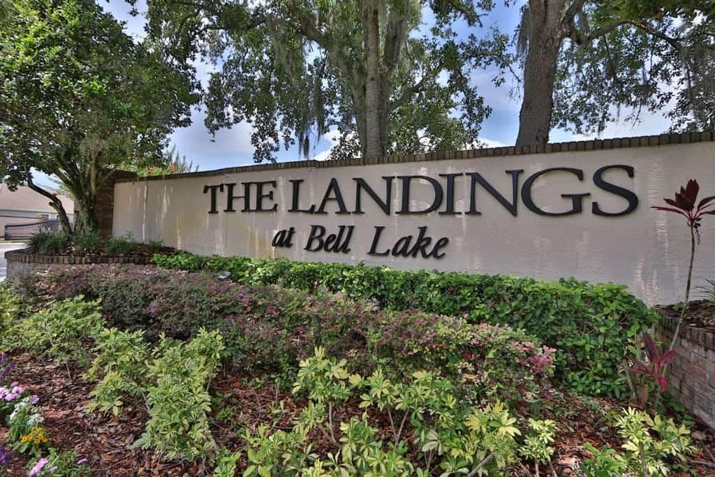 Landings At Bell Lake