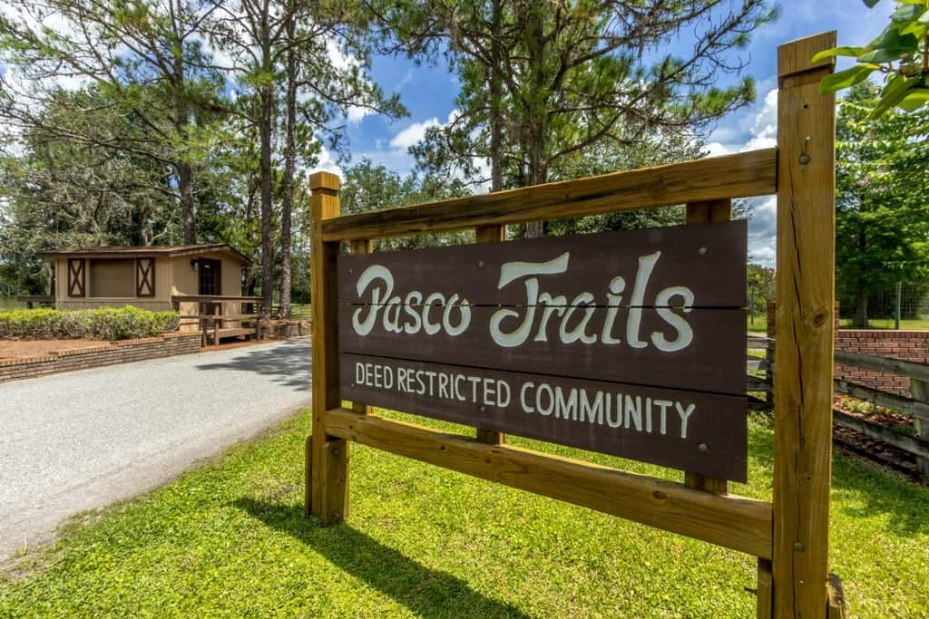 Pasco Trails Community Spring Hill FL