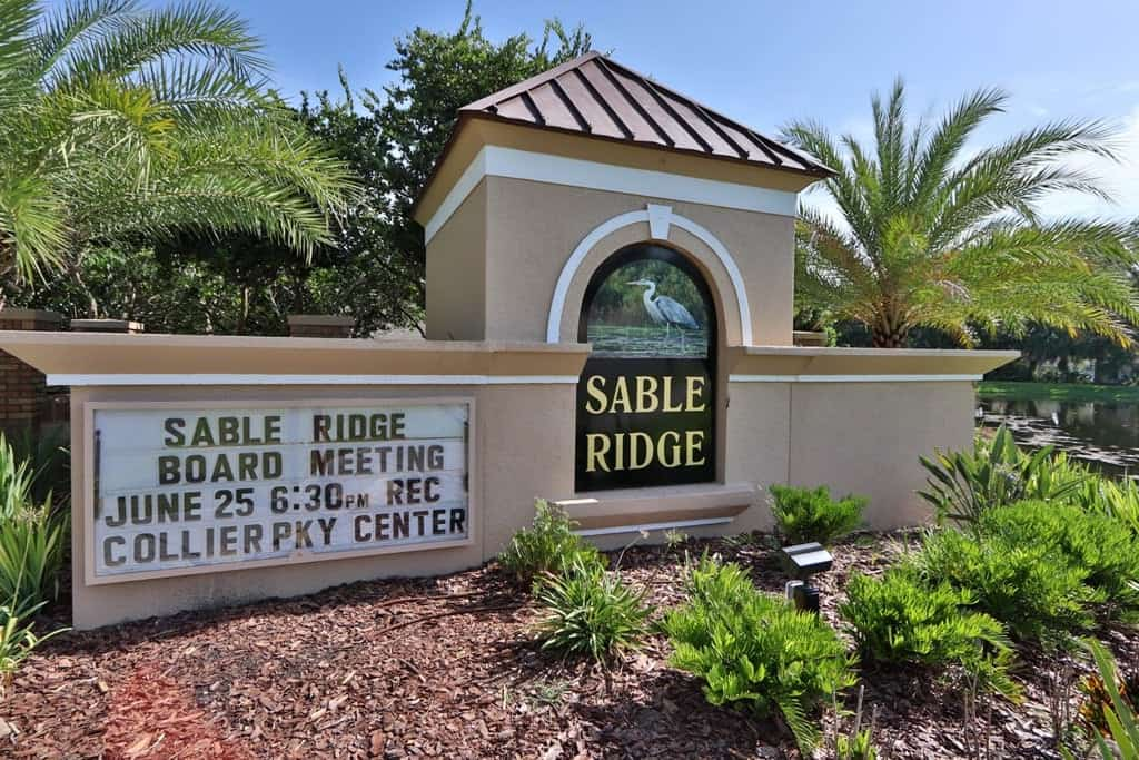 Sable Ridge Community