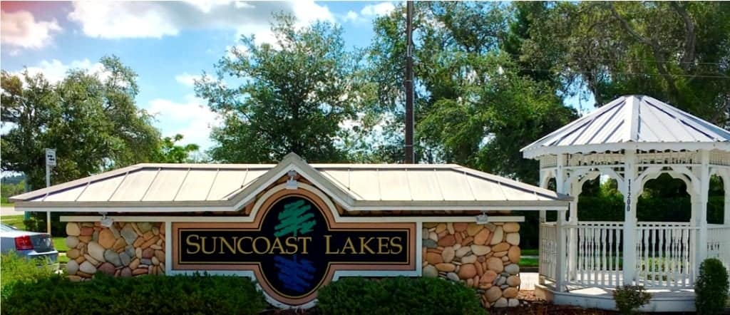 Suncoast Lakes Community