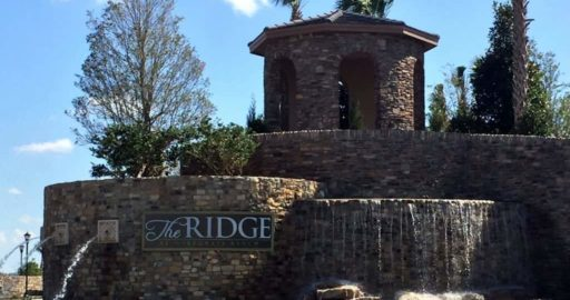 The Ridge at Wiregrass Ranch Community