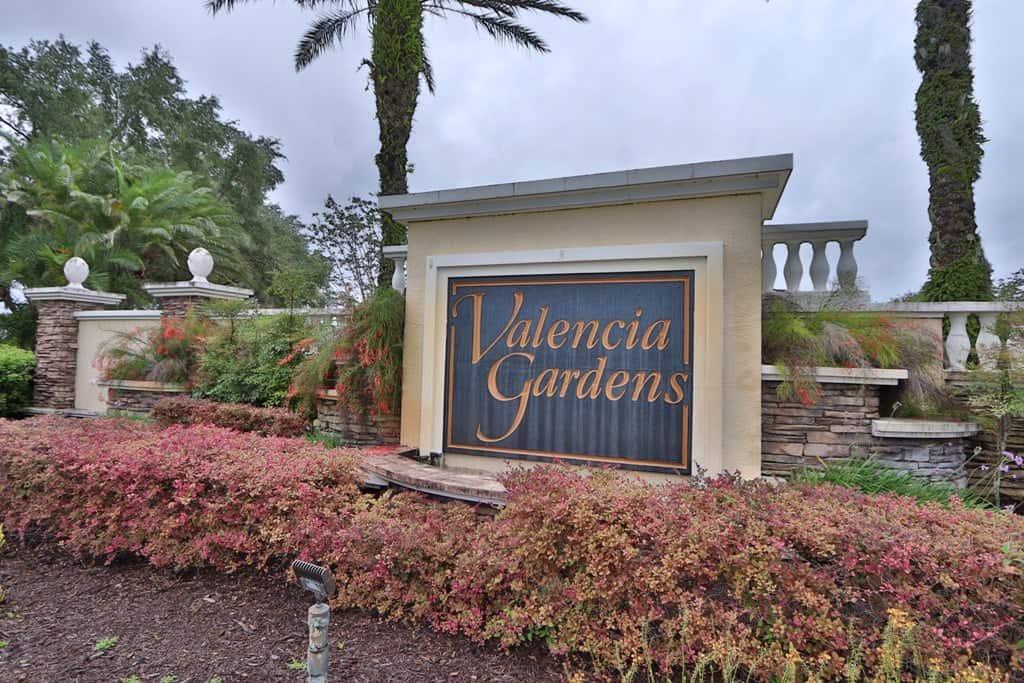 Valencia Gardens Community