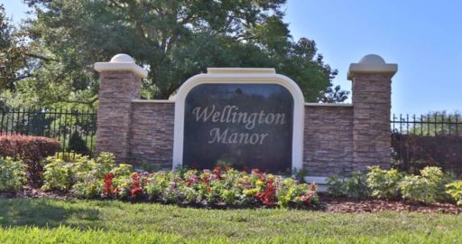 Wellington Manor Community