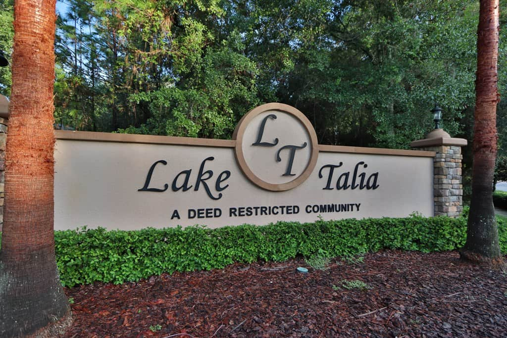 Lake Talia Community Land O Lakes, FL