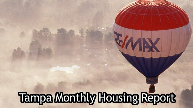 Tampa Monthly Housing Report
