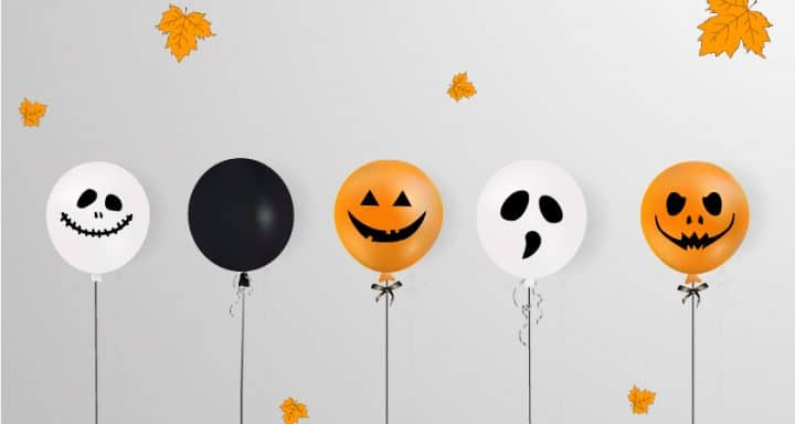 Too Soon To Organize YOUR HALLOWEEN PARTY?