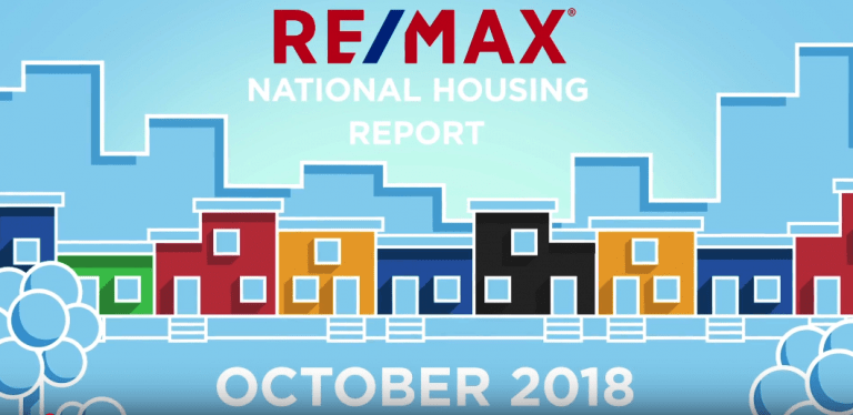 October 2018 National Housing Report