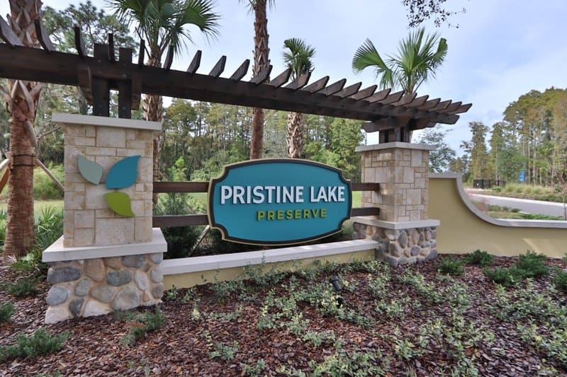 Pristine Lake Preserve