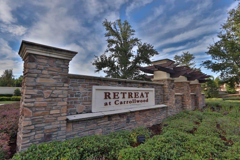 Retreat at Carrollwood Community Tampa FL