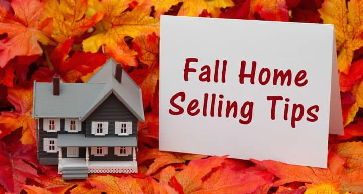 Sellers Discover Fall is the New, Sneaky-Selling Time of year