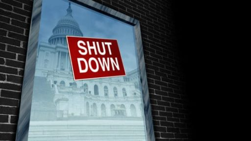 FEMA to insurers: No flood policies during shutdown