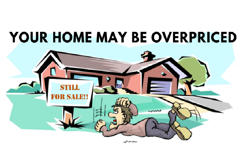 Significantly more homes sell for under list price