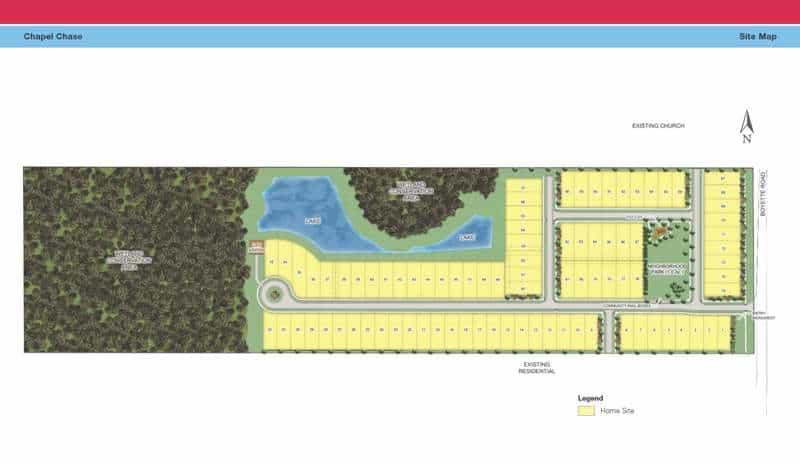 chapel chase site plan