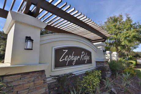 Zephyr Ridge