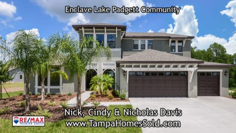 Enclave Lake Padgett Community