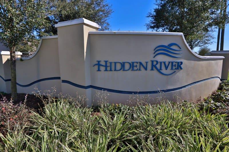 Hidden River
