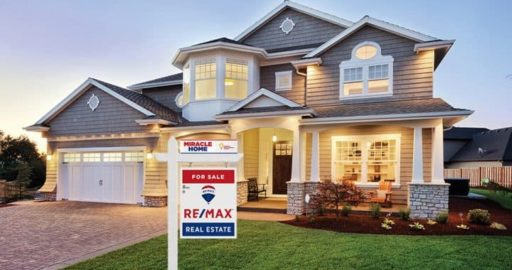 RE/MAX Will Make Miracles - One Home each time