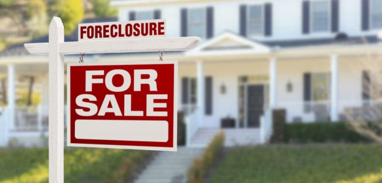 Where foreclosures are increasing