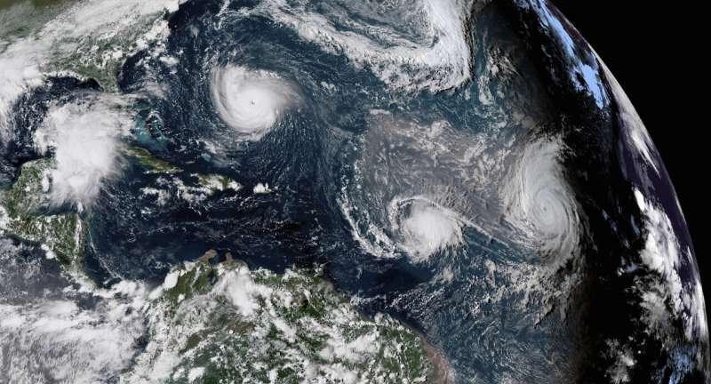 Anticipate near typical Atlantic hurricane season