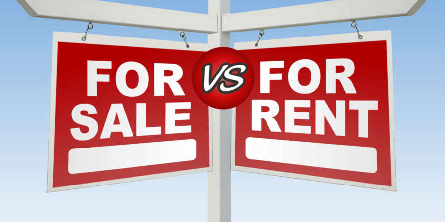 Consumers say owning better than renting