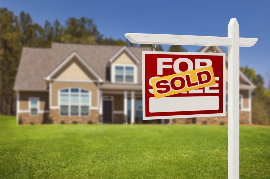 Less homes selling higher than list price