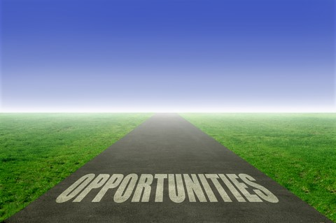 Successful People Focus on Opportunities