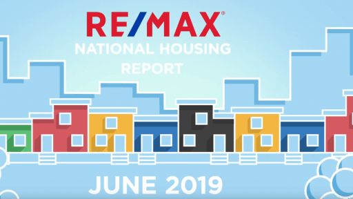 June 2019 RE/MAX Housing Report