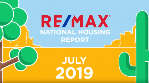 July 2019 REMAX Housing Report