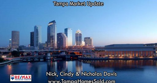 Tampa Market Update Youtube Cover