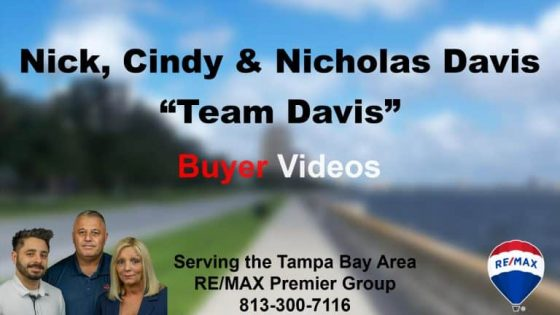 Buyer videos