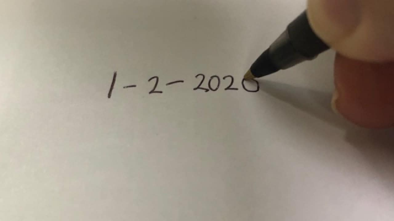 Avoid Getting Scammed: Don't Abbreviate 2020