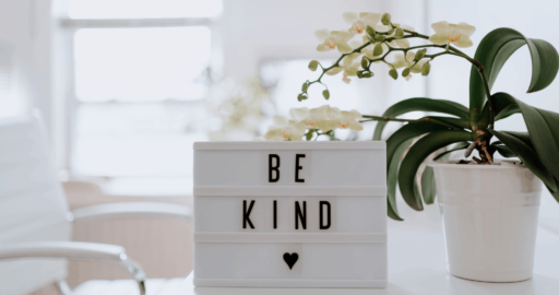 Choose To Be Kind